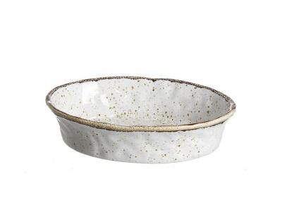 Ritzenhoff und Breker Amentea Auflaufform oval 25 cm aus Keramik