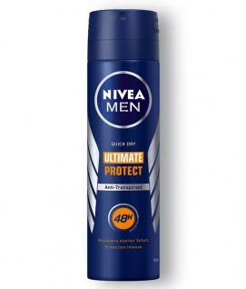 Nivea Men Deo Spray Ultimate Protect 48h Formel 150ml 6er Pack
