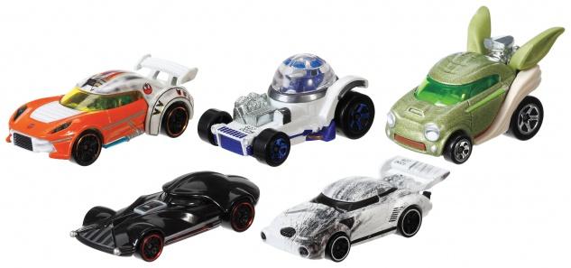 Mattel HWS 164 5er Pack