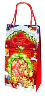 Lindt Teddy Geschenktasche verschiedene Schokoladenspezialitäten 101g