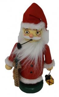 Weihnachtsmann Nikolaus Dekofigur aus Holz Weihnachtsdekoration