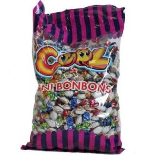 Cool Mini Bonbons 14 verschiedene Geschmacksrichtungen 1000g