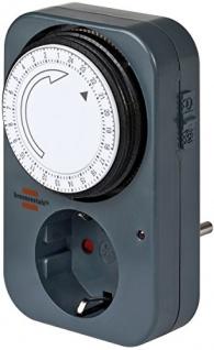 Brennenstuhl Mechanische Zeitschaltuhr MZ 20, 1506450