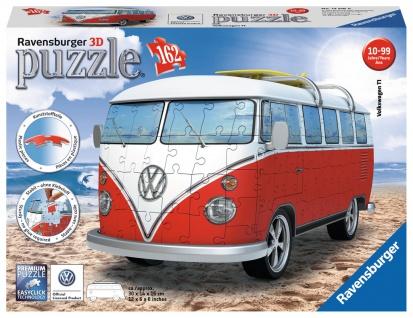 Puzz 3D VW Bus T1