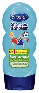 BÜBCHEN Shampoo & Shower Sportsfreund 230 ml Baby-Pflege