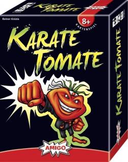 Amigo Karate Tomate Ein spannendes Kartenspiel für die ganze Familie