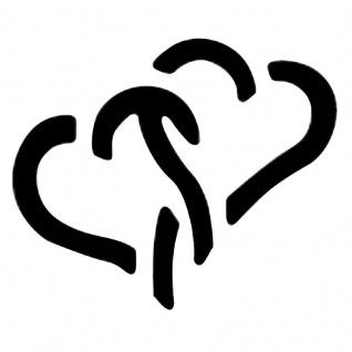 Stanzwerkzeug 2 Herzen