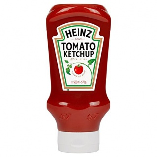 Heinz Tomato Ketchup Squeeze