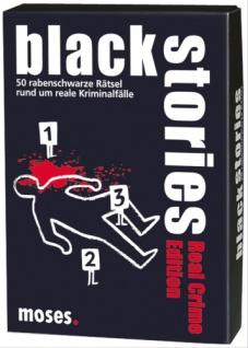 black stories - Real Crime Edi.
