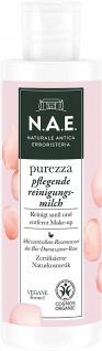 N.A.E. Purezza Pflegende Reinigungsmilch Vegan Naturkosmetik 200ml