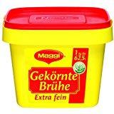 Maggi Gekörnte Brühe extrafein 1kg