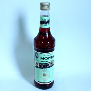 Monin Bitter der Aperitif 0, 7 Liter - Vorschau