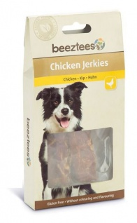 Beeztees Hundesnack Chicken Köstlicher Snack für den Hund 400g