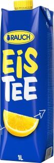 Rauch Eistee Zitrone fruchtig zitronig im Tetra Pak 1000ml 6er Pack