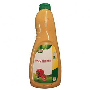 Knorr 1000 Island Dressing, 1l Flasche