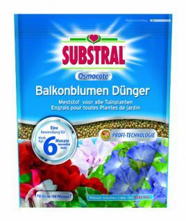 Substral Osmocote Balkonblumen-Dünger - 1, 5 kg