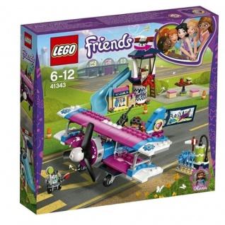 Lego Friends 41343 Rundflug über Heartlake City Steig in das Propellerflugzeug