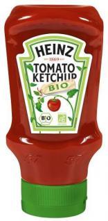 Heinz Bio Tomato Ketchup Kopfstehflasche, 10er Pack