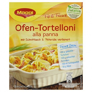 Maggi Fix für Ofen-Tortellini