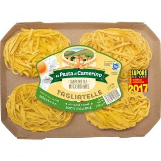 Pasta di Camerino Tagliatelle Eierteigwaren Frischeinudeln 250g