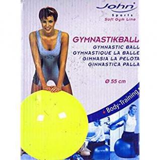 Gymnastikball soft 55cm