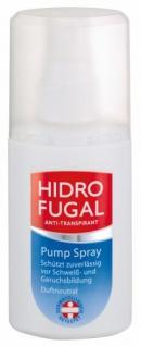 HIDROFUGAL Pumpspray, 50 ml