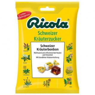 Ricola Schweizer Kräuterzucker , 75 g