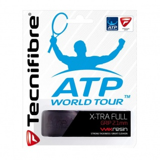 Tecnifibre Tennis Griffband schwarz ATP World Tour XTra Full