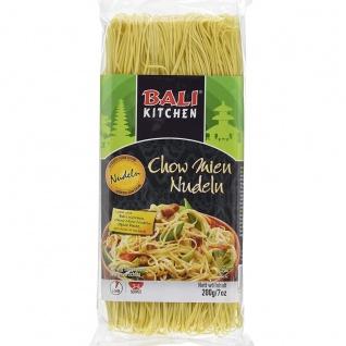 Bali Kitchen Chow Mien Nudeln ideal für asiatische Gerichte 200g