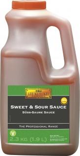 Süß Sauer Sauce Premium Produkt von Lee Kum Kee Inhalt 1900ml