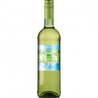 Baden Rivaner lieblicher Weißwein deutscher Qualitätswein 750ml
