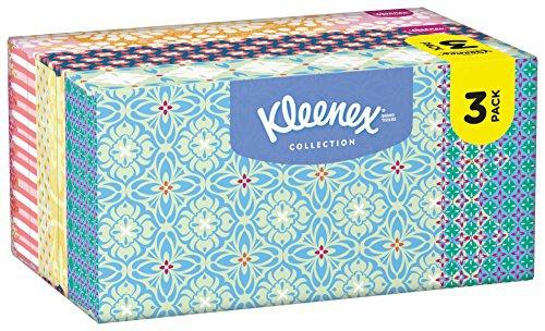 Kleenex Trio Collection Box (Tücher), 3er Pack (3 x 70 Stück)
