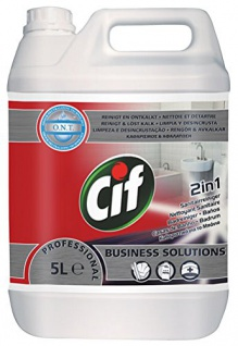 Cif Professional 2in1 Badreiniger - 5 L