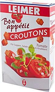 Leimer Croutons Tomate, 5er Pack (5 x 100 g)