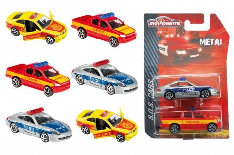Fahrzeuge S.O.S. 2er Set