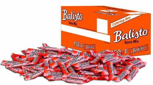 Balisto Korn Mix Minis 1 Packung mit 150 Riegeln 1 x 2775g