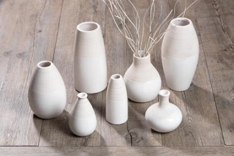 Ritzenhoff und Breker Vase aus der Serie Anna aus Keramik 10cm - Vorschau 2