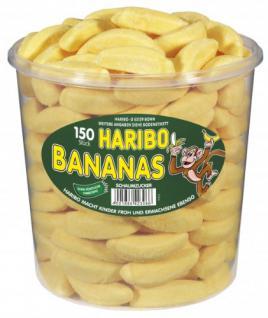 Haribo Bananas Menge:125g