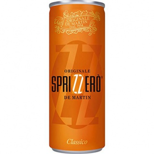 Rotkäppchen Sprizzero de Martin Cocktail Classico 5, 5% Vol. 250ml 12er Pack