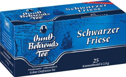 Onno Behrends Tee Schwarzer Friese Echter Ostfriesentee 6er Pack