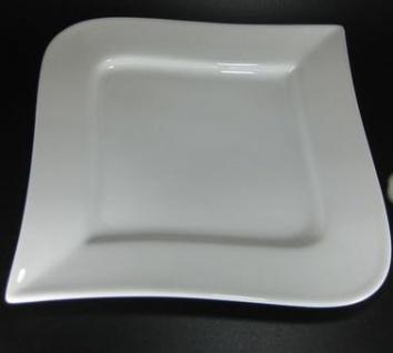 Ritzenhoff und Breker Dessertteller und Kuchenteller weiß Keramik - Vorschau