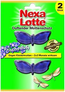Nexa Lotte Duftender Mottenschutz mit Frischeduft - 2 St.