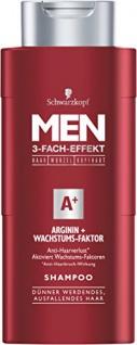 Schwarzkopf Men Shampoo Arginin Wachstums-Faktor 4er Pack 4 x 250 ml