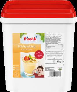 Frischli Milchpudding Butterkeks aus feiner fettarmer Milch 5000g