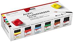 Hobby Line Glanzlack-Set