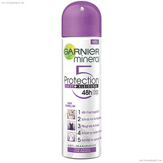 L'Oréal Garnier Mineral Deo-Spray Women Protection 5 - 150ml