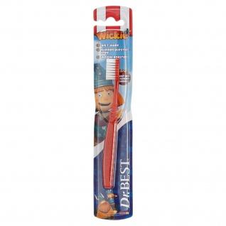 Dr. Best die Kinder- Milchzahn Zahnbürste sanft und schonend