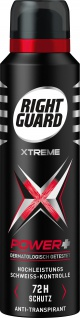 Right Guard Deo Spray XTreme Power Plus 72 Stunden Schutz 150ml