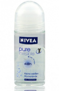 Nivea Pure Invisible Deo Roll-on 50ml (A15)