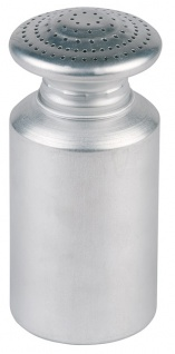Assheuer und Pott Salzstreuer Edelstahl Pommes Frittes Streuer 450ml